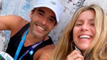Reconciliados: la primera foto de Laurita Fernández y Cabré juntos