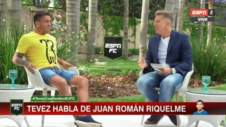 Según Fantino, Tevez no solo deja Boca, también ¡deja el fútbol!
