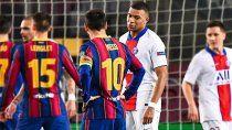 papelon en el camp nou: el psg goleo 4 a 1 al barcelona