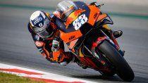 Miguel Oliveira se llevó la cita del MotoGP en Barcelona