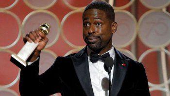 Premios y racismo: protesta en la previa de los Globos de Oro