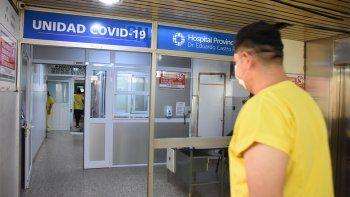 Neuquén: murieron cuatro pacientes con COVID durante el domingo