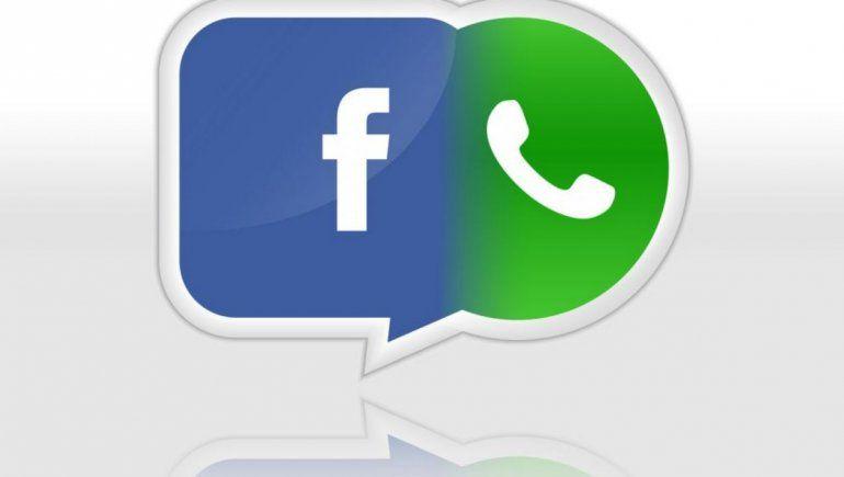 Así podés encontrar el WhatsApp de una empresa desde su Facebook.