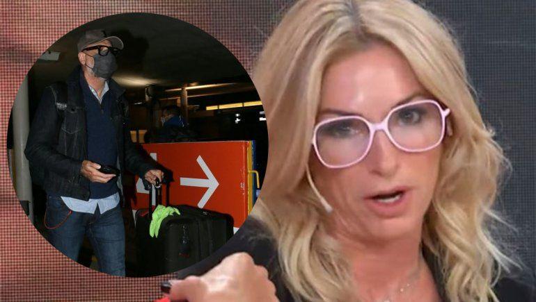 En TV Nostra no hablaron del polémico viaje a Rial y Yanina Latorre los destruyó