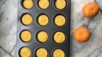 receta facil: muffins de mandarina en licuadora