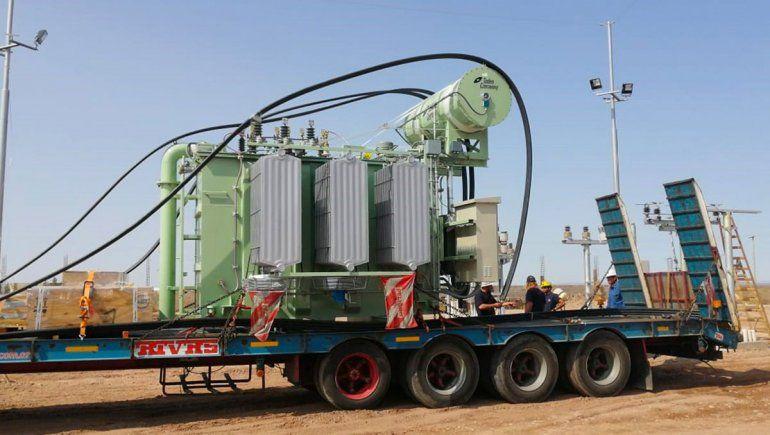 Añelo abastecerá de energía a su parque industrial