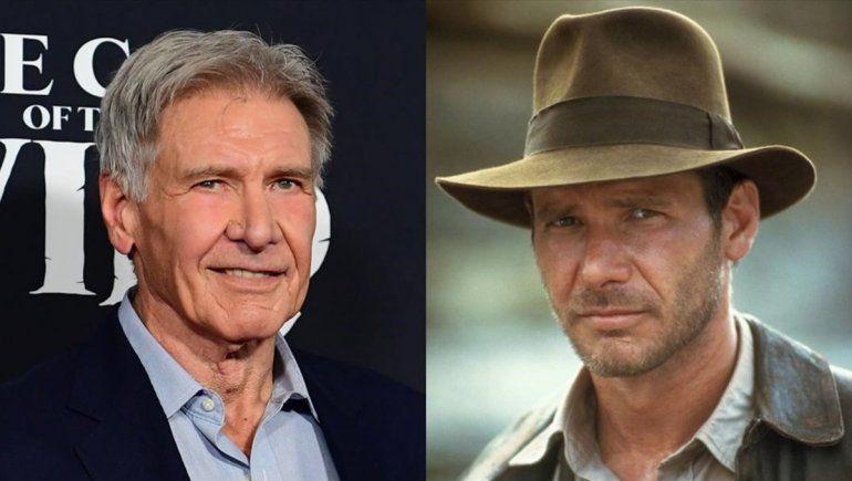 Dos náufragos: Harrison Ford rodará una comedia en el mar
