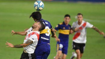 Minuto a minuto: Boca y River ya juegan en La Plata