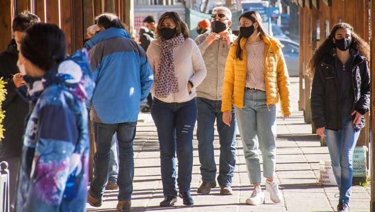 Pese a la falta de nieve, destacan récord de ocupación en Villa La Angostura