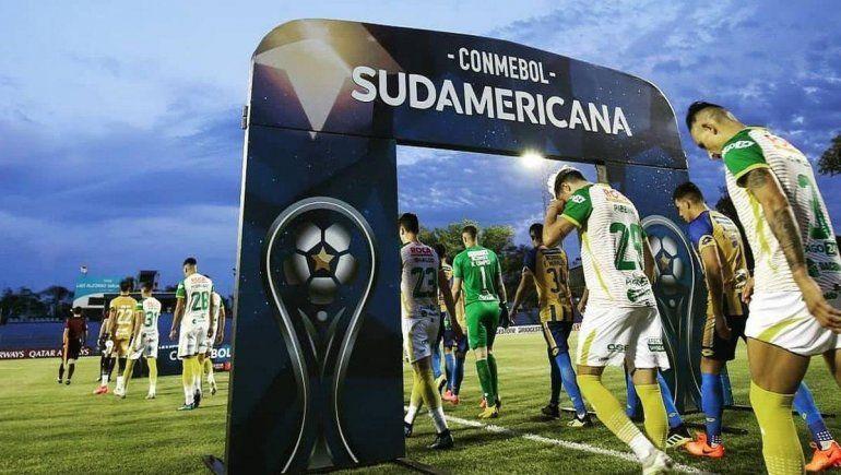 Defensa y Justicia en la final de la Copa Sudamericana
