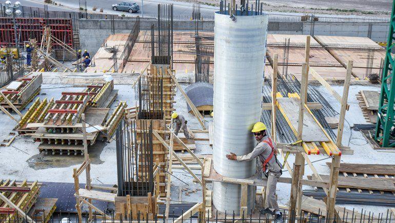 La construcción en Neuquén arrancó con el pie derecho el 2021