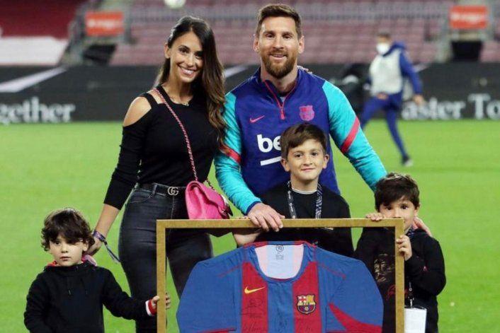 ¿Antonela Rocuzzo y Lio Messi, buscan una nueva casa?