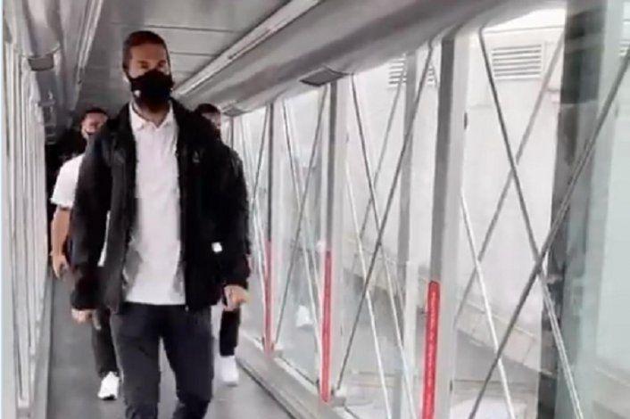 El susto aéreo que sufrió el campeón Real Madrid