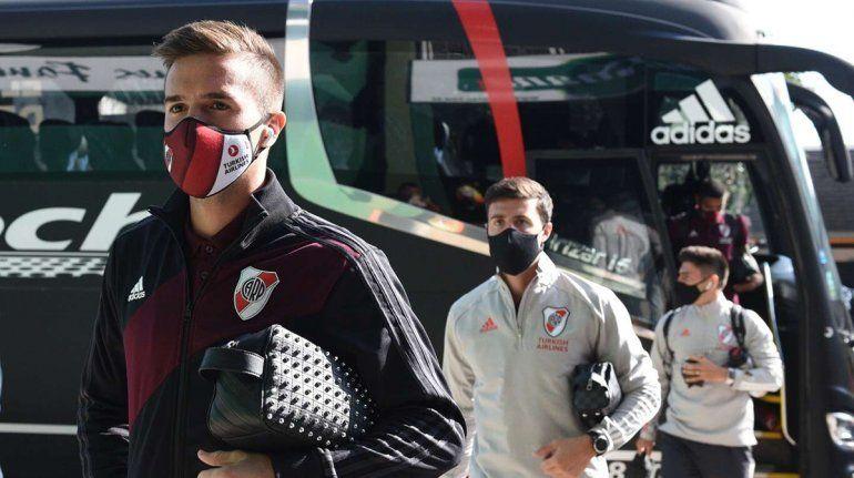 Tras la suspensión, el partido de River se juega mañana en Paraguay