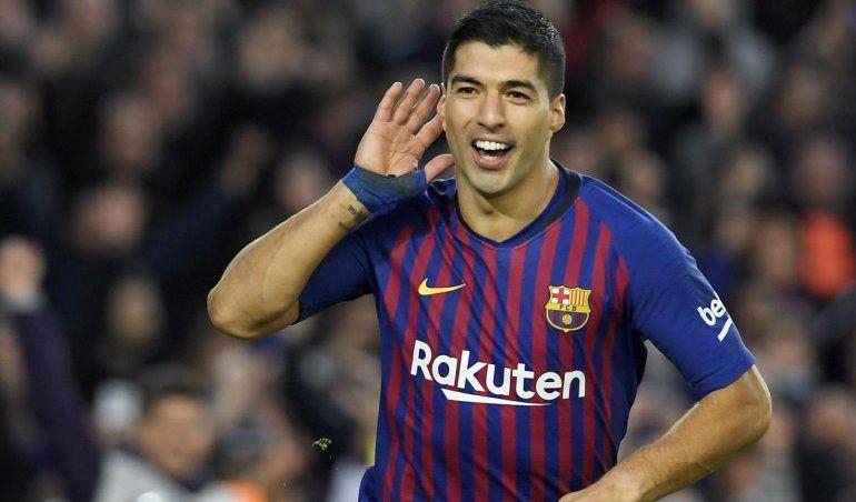 La TV deschava a Luis Suárez palpitando cuál será su futuro