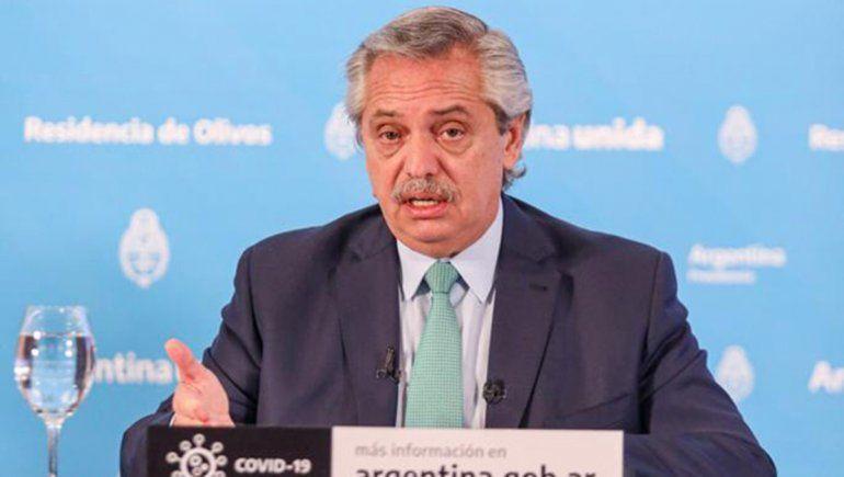 Alberto Fernández respecto al fin del aislamiento: Nadie tiene esa fecha
