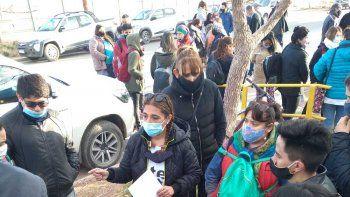 anelo: hay mil estudiantes sin clases por falta de transporte