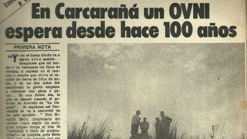 Un ovni y una momia alien: la historia del primer suceso extraterrestre de la Argentina