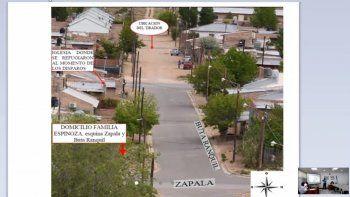 Un perito policial estableció la ubicación del tirador que mató a Luciano
