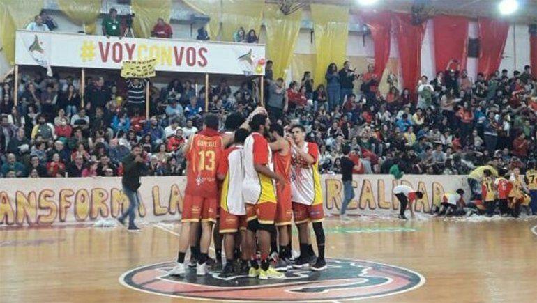 Golpe al básquet neuquino: Centro Español se bajó de la Liga