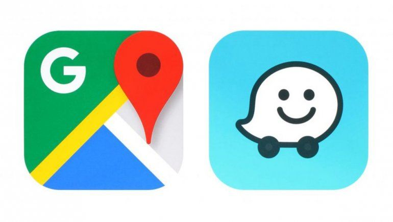 Tanto Google Maps como Waze son de Google | Imagen referencial