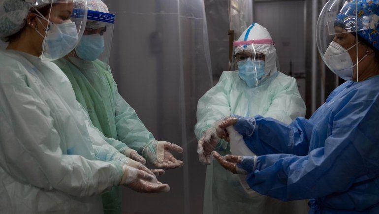La vacuna rusa contra el coronavirus ya empezó a aplicarse en todo el país.