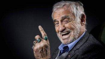 adios belmondo: murio la estrella de cine frances