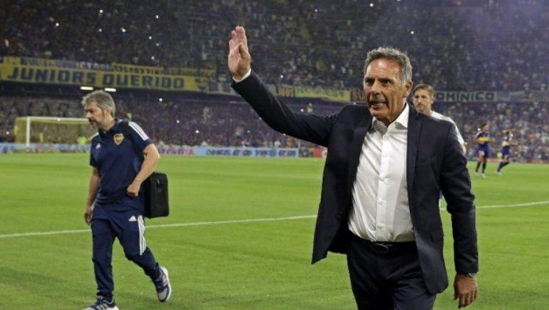 Russo deberá replantear la estrategia en el partido de Boca contra el Inter de Brasil.