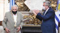 el pedido de jose mujica a los argentinos: quieranse un poco mas