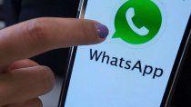 whatsapp: advierten que una falla expone la info personal