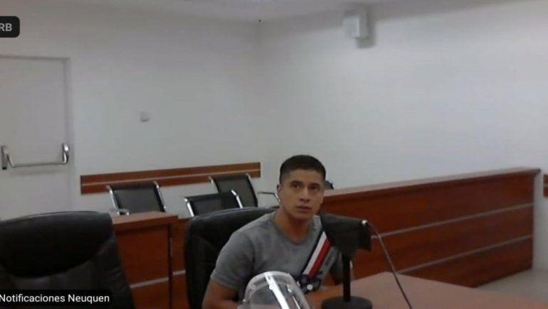 Lucas Verón es el acusado de haber matado a Rubén Alejandro Polanco en Valentina Sur.