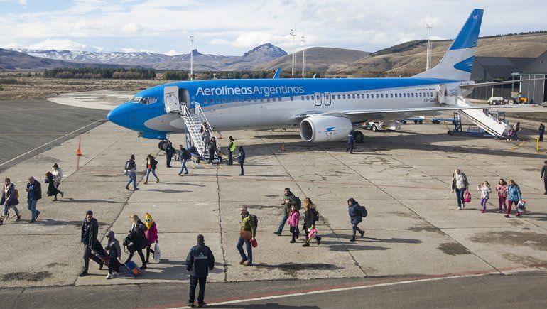 Aerolíneas tiene la pista de Chapelco a su disposición