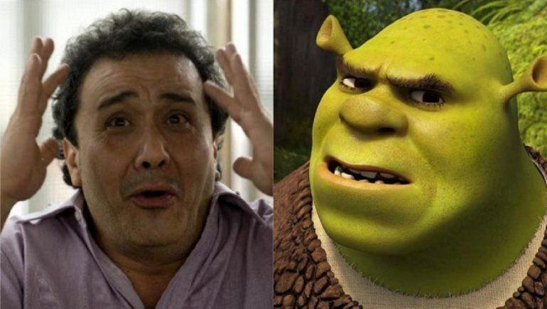 Viral: actor de Shrek tuvo un infarto y en el hospital le pidieron que hablara como el ogro