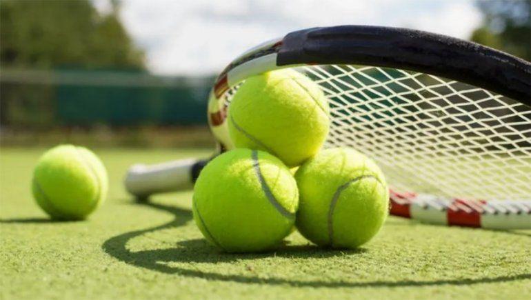 Por cuestiones burocráticas, el tenis tiene complicaciones para conseguir pelotitas