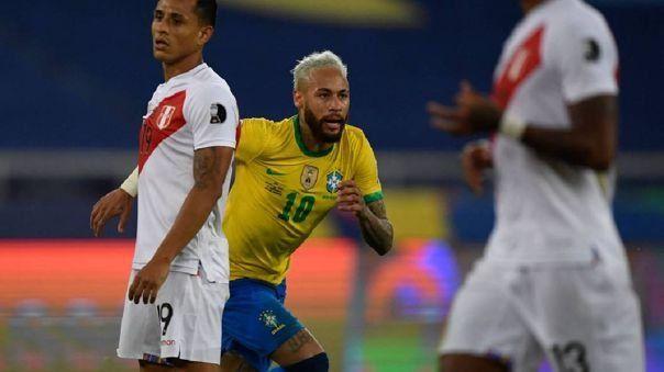 Neymar ya palpita la final de la Copa América
