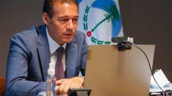 Gutiérrez: Hay que federalizar el desarrollo de nuestra energía