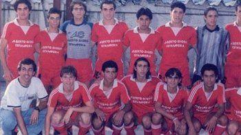 Vignolo pasó por las inferiores de Argentinos y Vélez, entre otros.