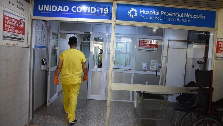 Neuquén confirmó 210 nuevos positivos y tres muertos por COVID