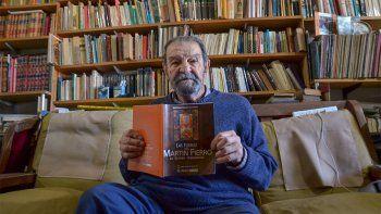 Neuquén llora la muerte del historiador Santiago Polito Belmonte