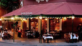 La Parrilla Don Julio es el primer restaurant argentino en alzarse con el máximo galardón en los Latin Americas 50 Best Restaurants
