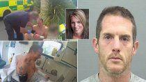 un policia mato a su amante luego de que revelara la relacion
