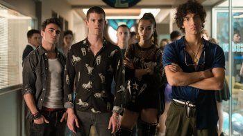 Series de adolescentes para ver antes del estreno de Élite 4
