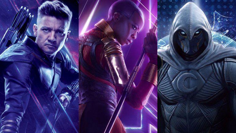 Disney Plus: series de Marvel que vienen después de Loki.