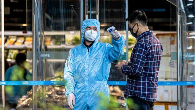 China también se anota en la carrera para probar la primera vacuna contra el coronavirus.
