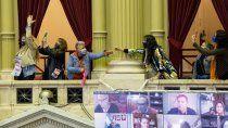 media sancion al cupo trans: como votaron los diputados neuquinos