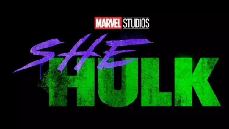 Series de superhéroes: fotos en el set de She Hulk
