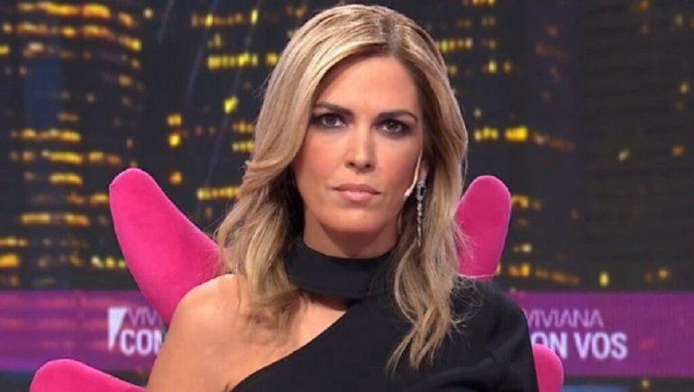 Viviana Canosa es viral en redes por su minuto de silencio