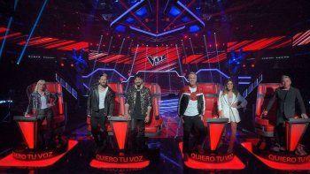 arrancan las batallas en la voz: ¿quienes son los jurados invitados?