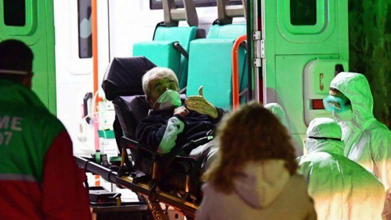 Evacuaron a 25 pacientes y 5 empleados de un geriátrico infectados