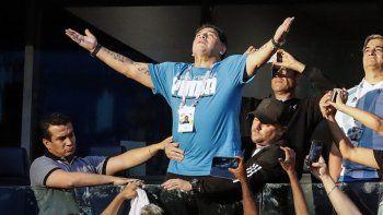 El inquietante último deseo de Maradona: Que mi cuerpo sea embalsamado y exhibido